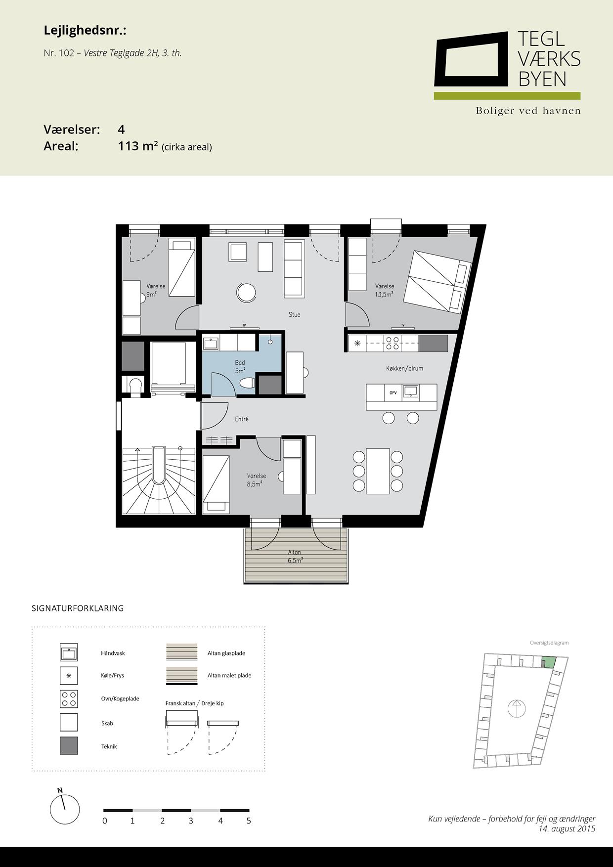 Teglvaerksbyen_102_plan