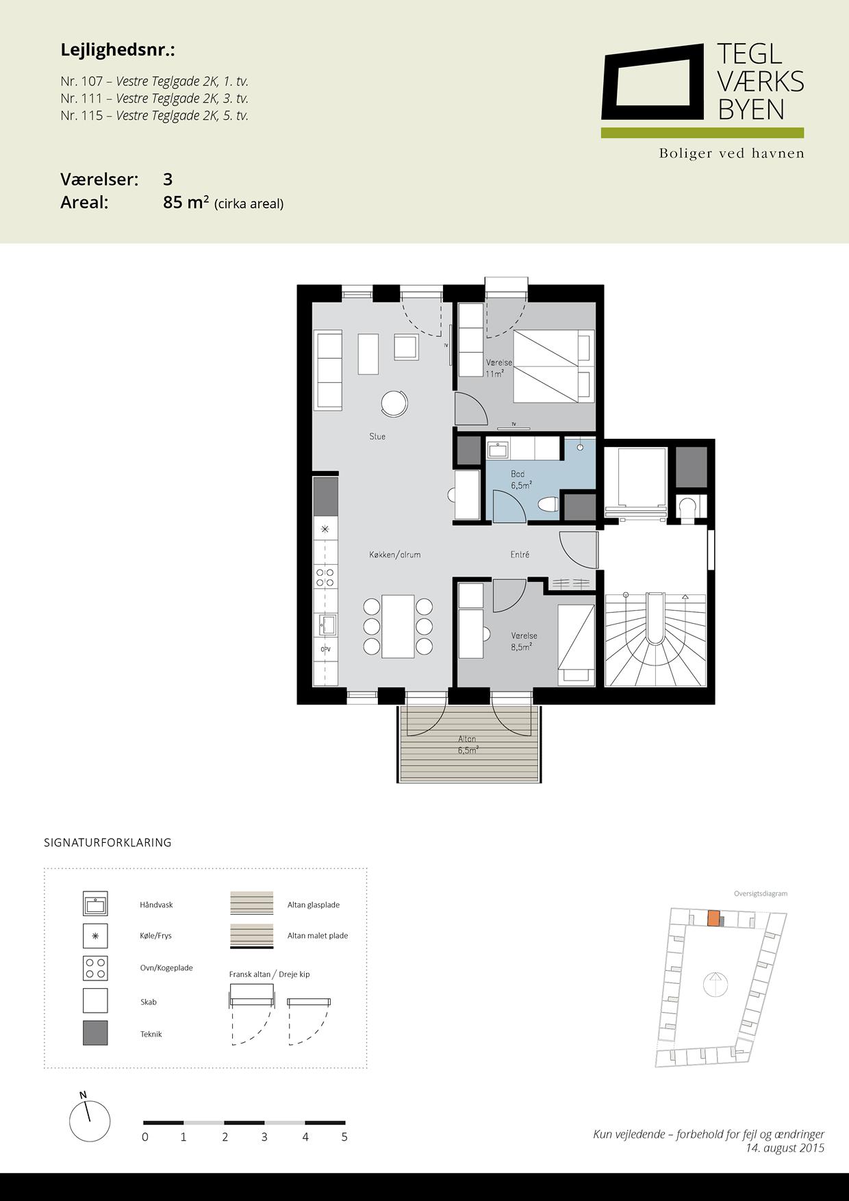 Teglvaerksbyen_107-111-115_plan