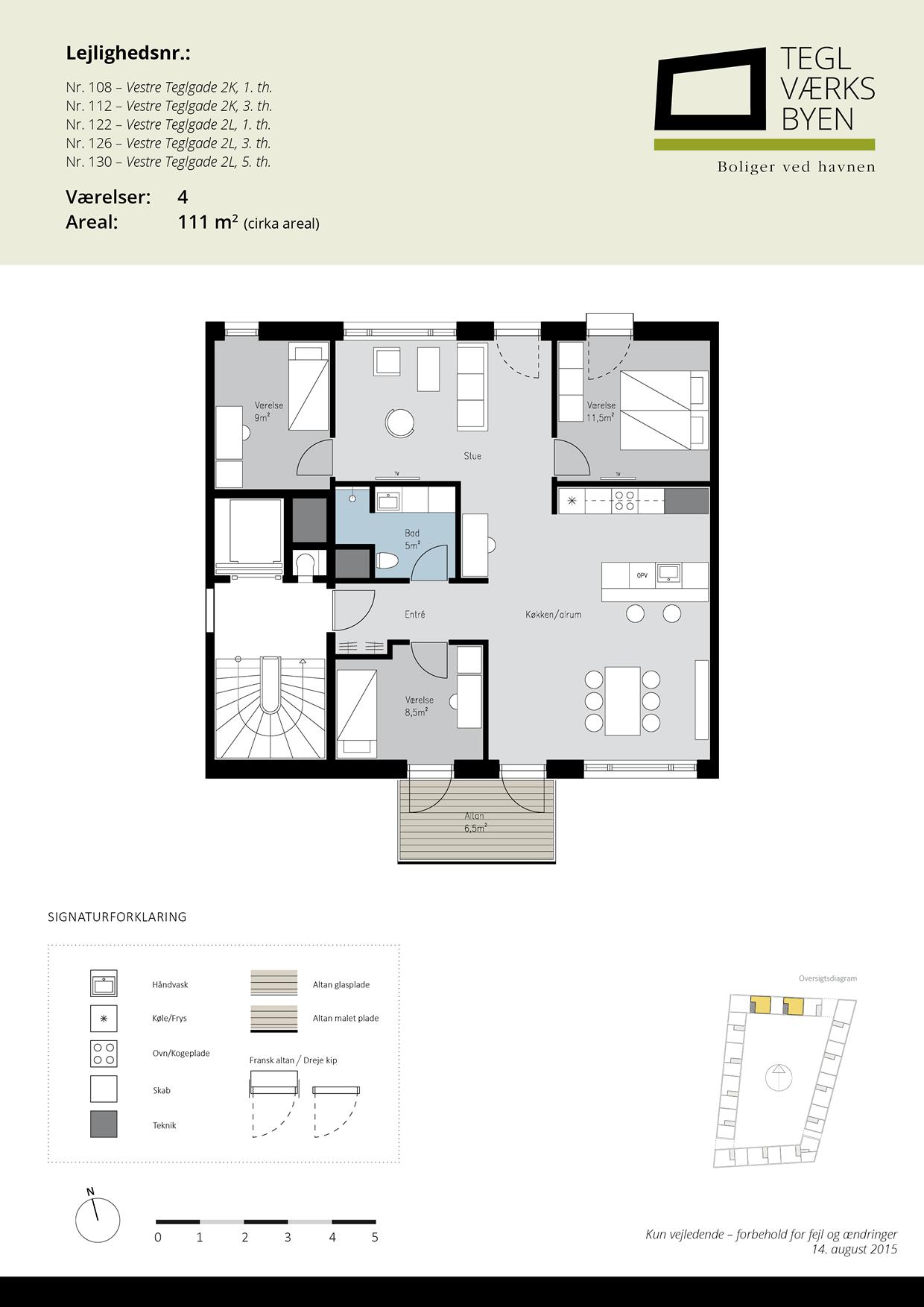 Teglvaerksbyen_108-112-122-126-130_plan