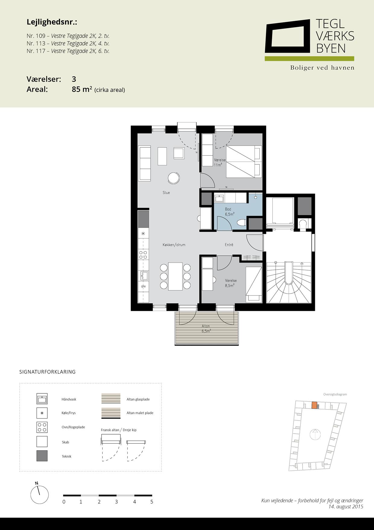 Teglvaerksbyen_109-113-117_plan