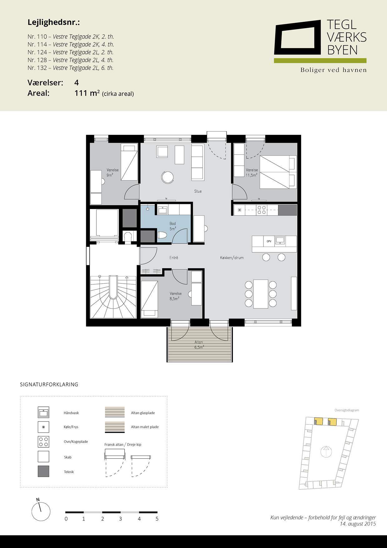 Teglvaerksbyen_110-114-124-128-132_plan
