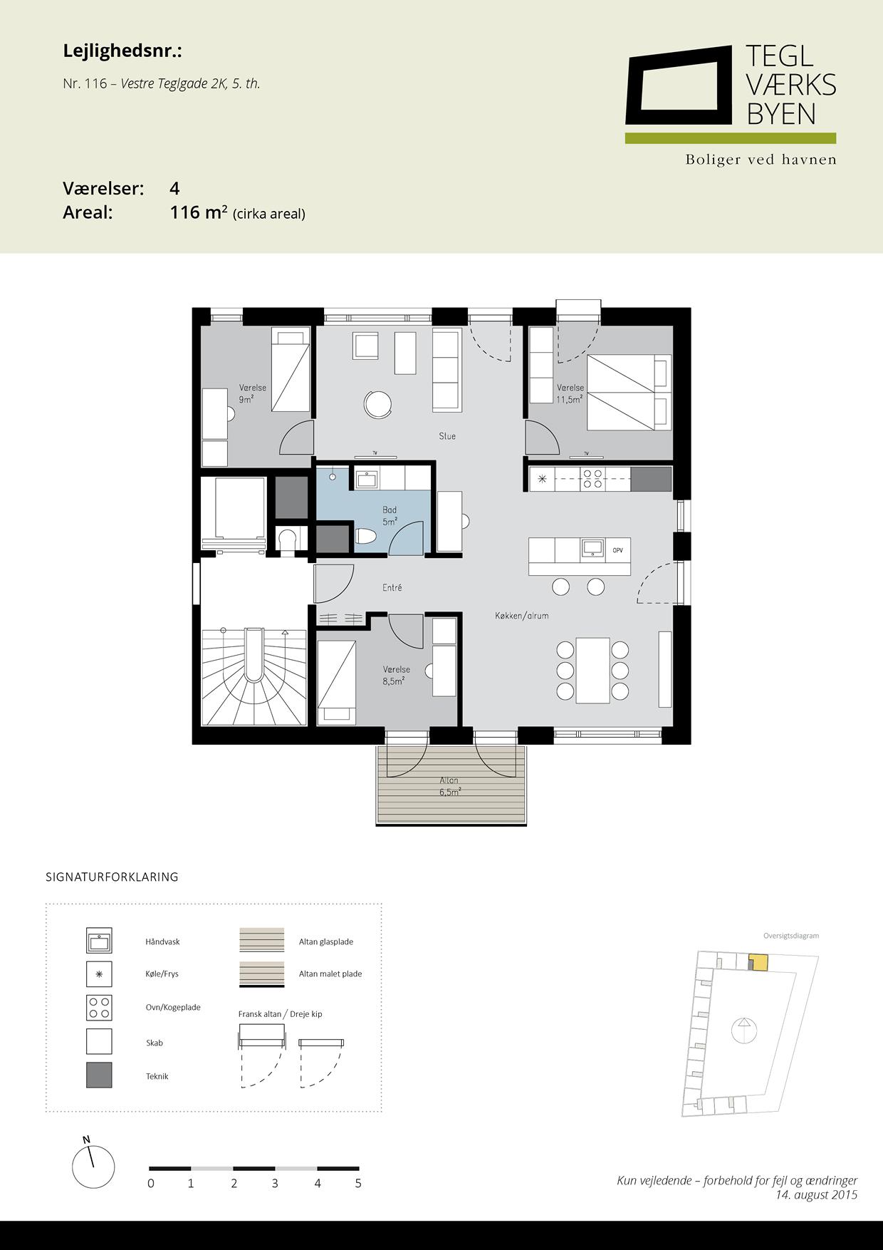 Teglvaerksbyen_116_plan