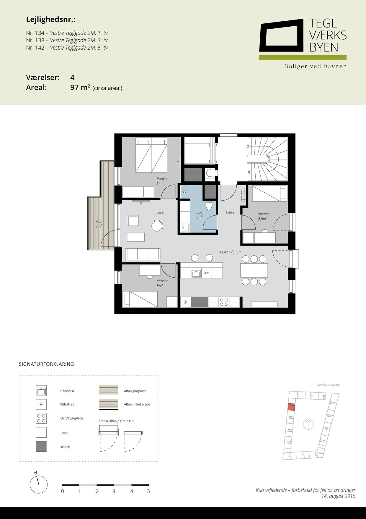 Teglvaerksbyen_134-138-142_plan