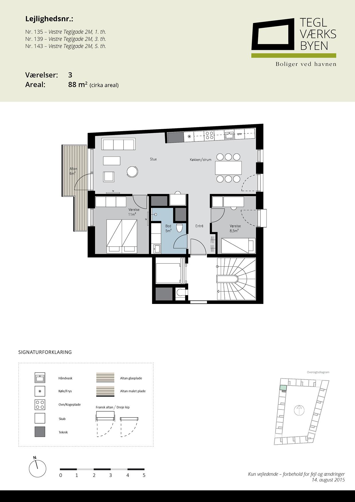 Teglvaerksbyen_135-139-143_plan