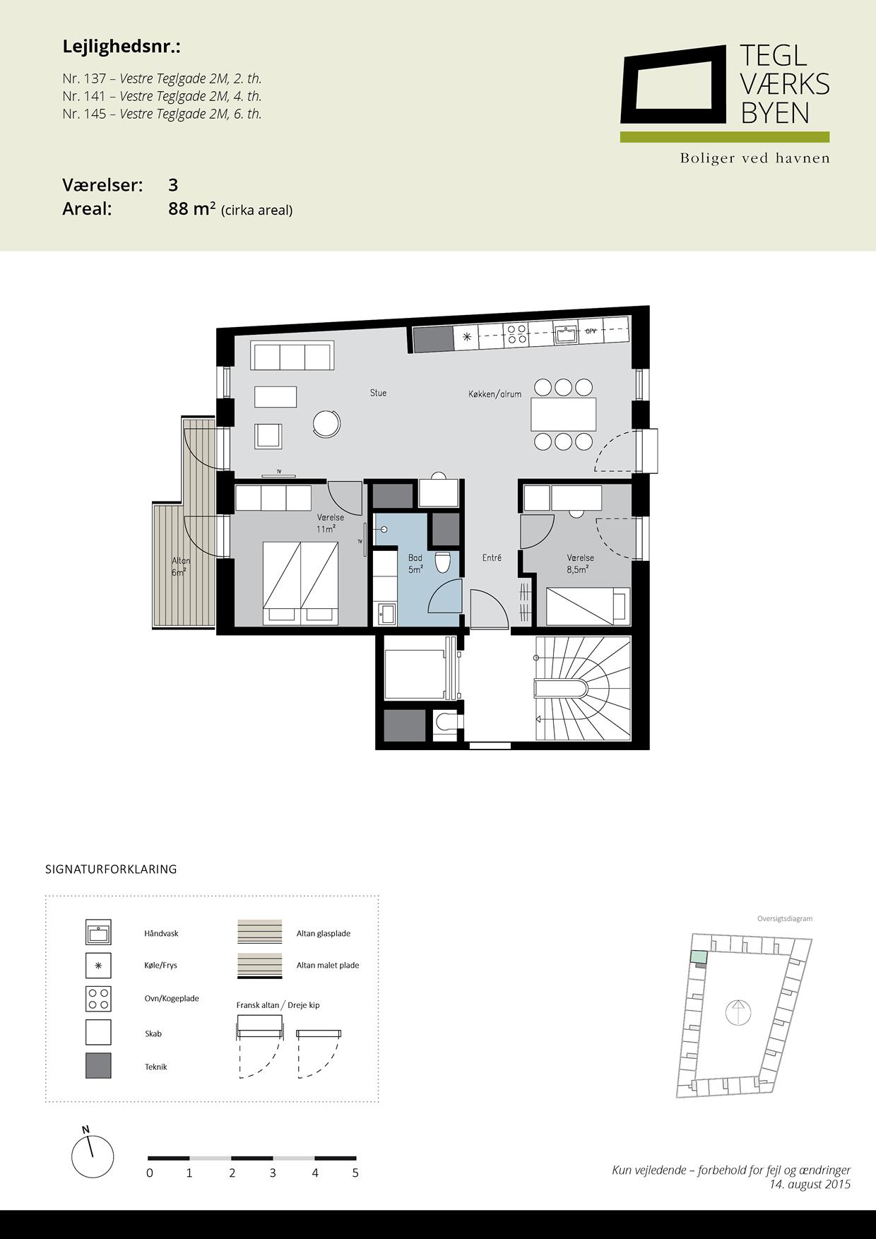 Teglvaerksbyen_137-141-145_plan