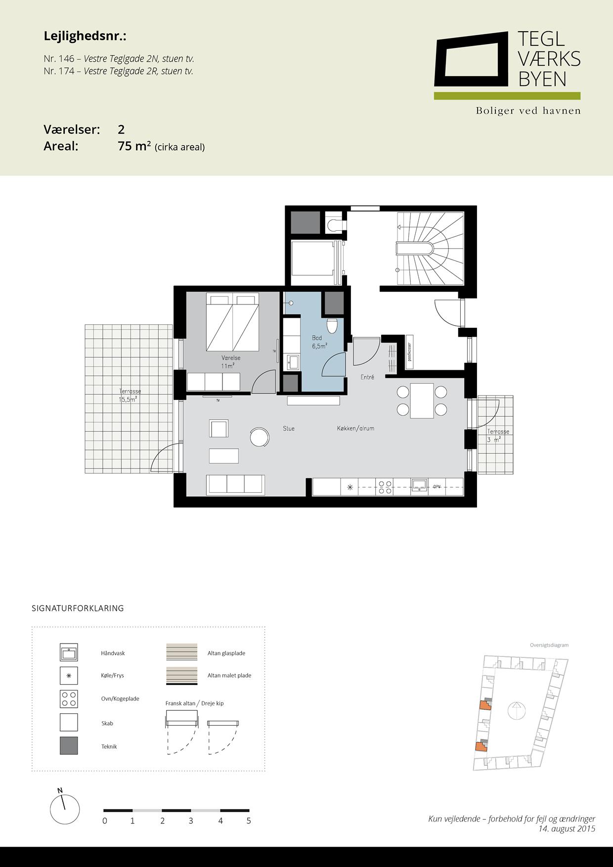 Teglvaerksbyen_146-174_plan