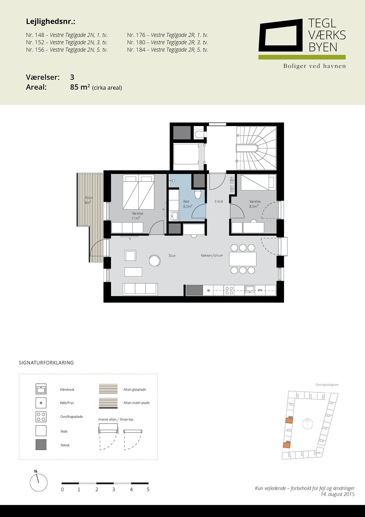 Teglvaerksbyen_148-152-156-176-180-184_plan