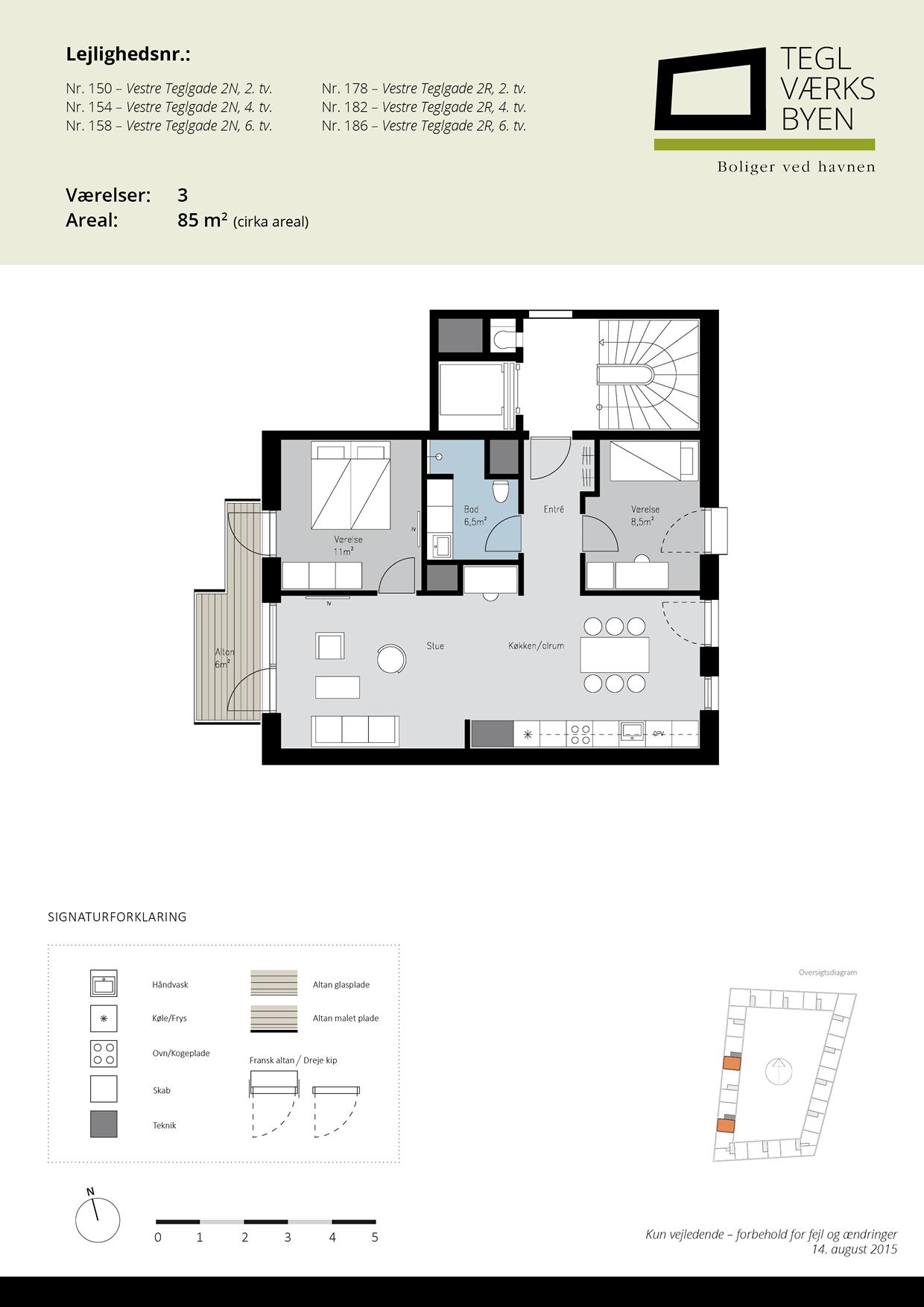 Teglvaerksbyen_150-154-158-178-182-186_plan