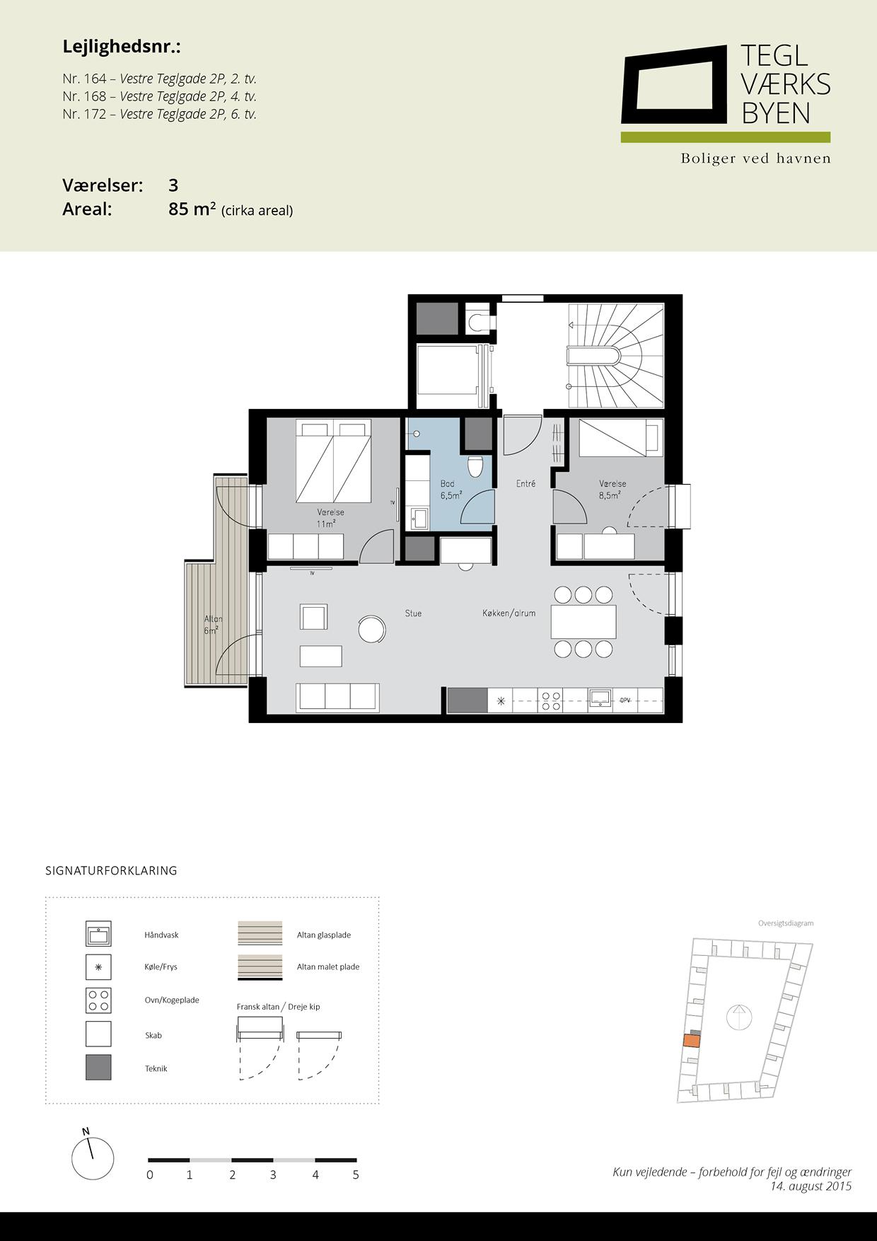 Teglvaerksbyen_164-168-172_plan