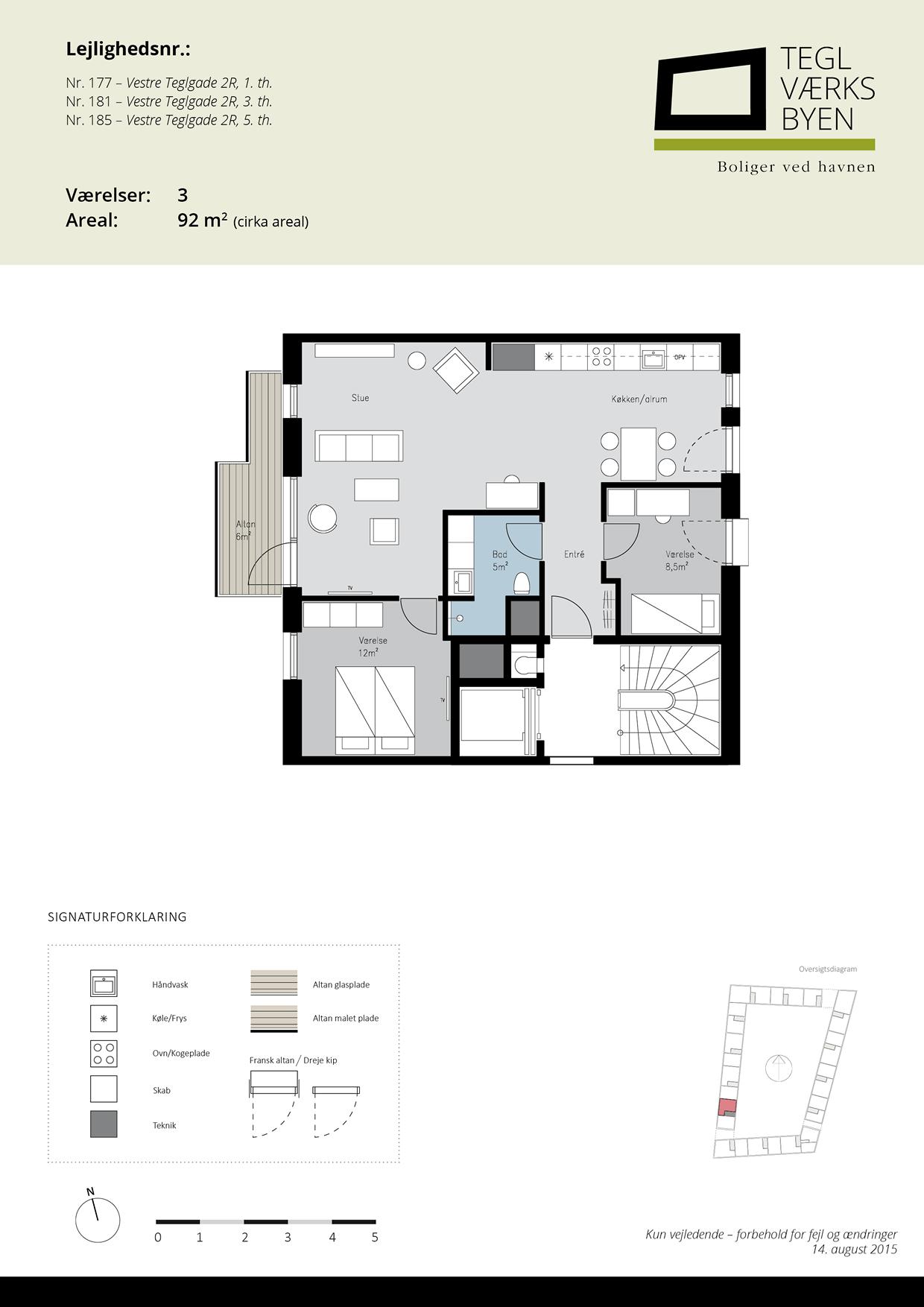 Teglvaerksbyen_177-181-185_plan
