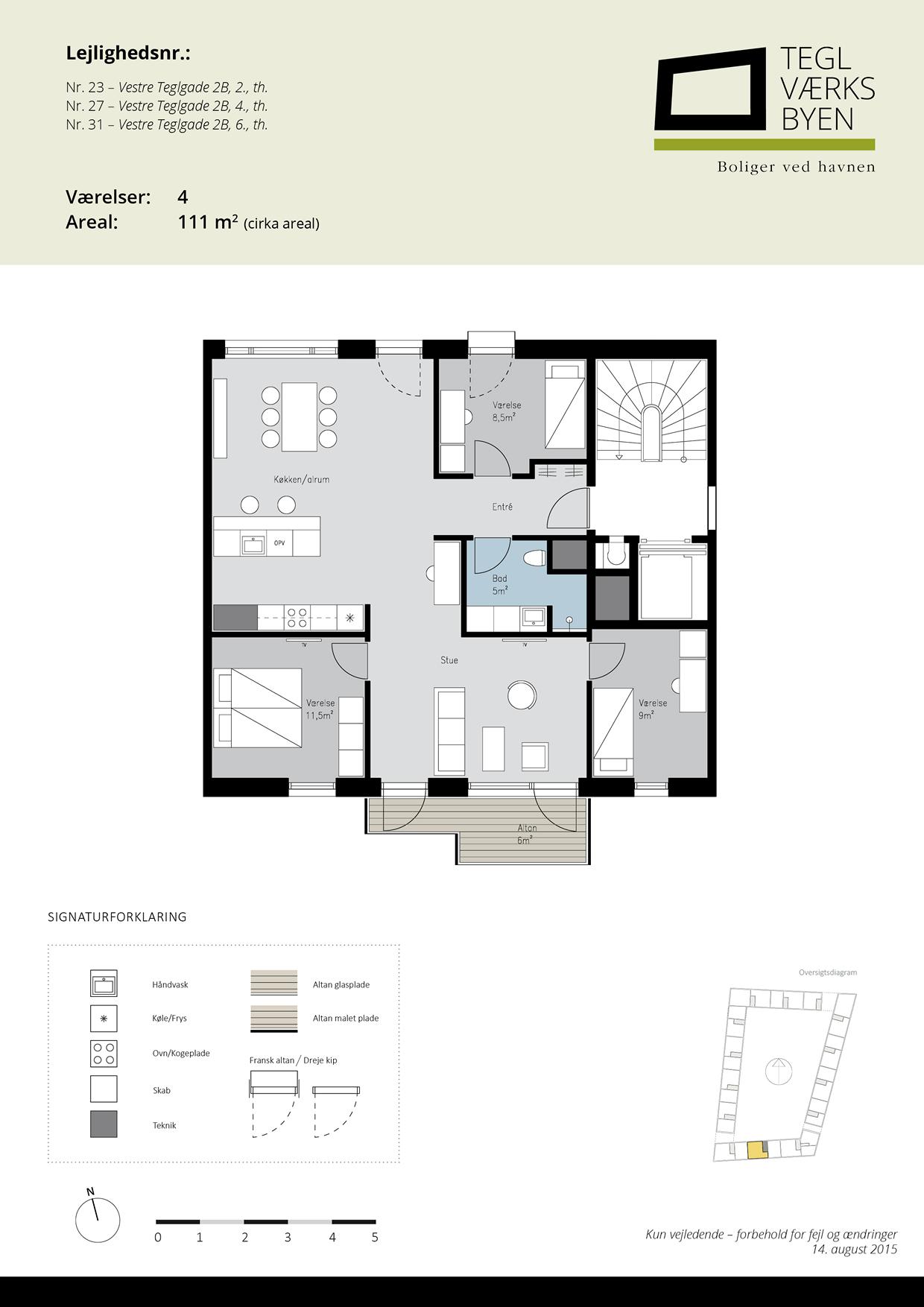 Teglvaerksbyen_23-27-31_plan