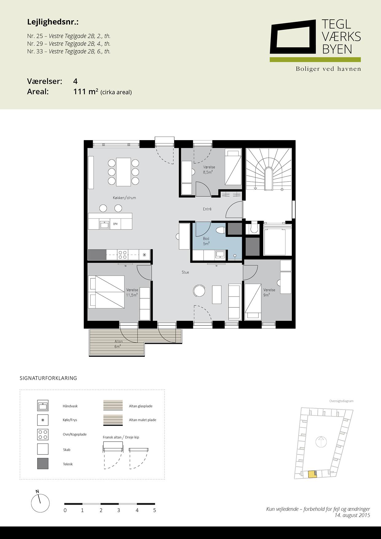 Teglvaerksbyen_25-29-33_plan