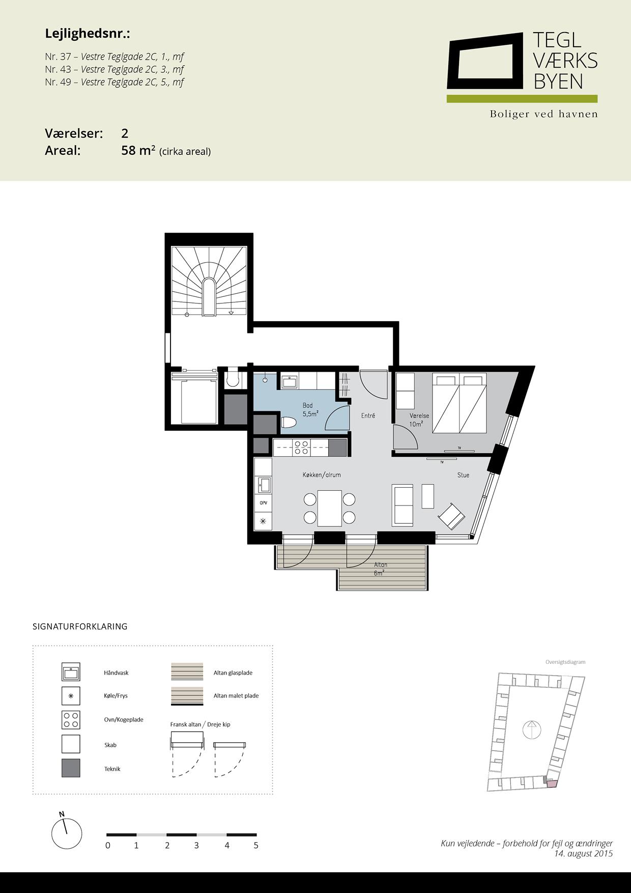 Teglvaerksbyen_37-43-49_plan