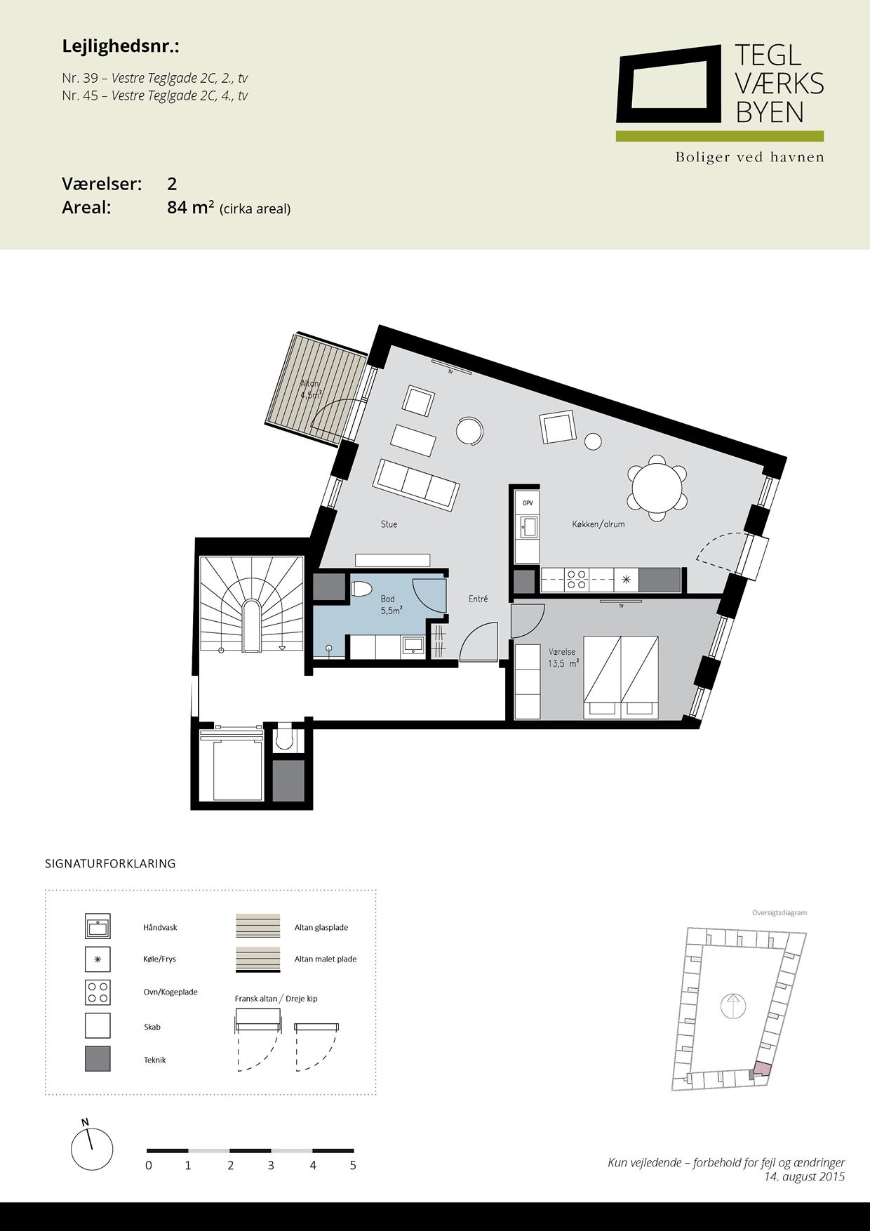 Teglvaerksbyen_39-45_plan
