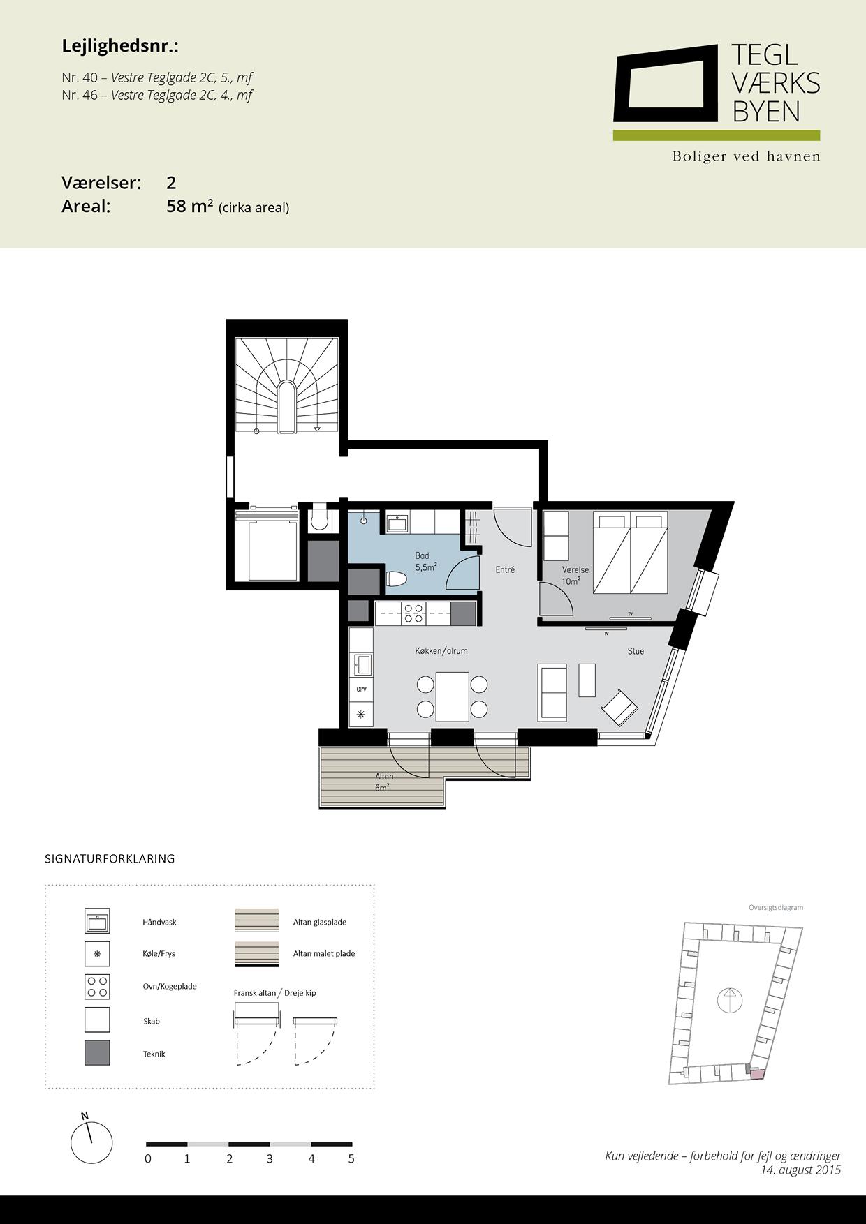 Teglvaerksbyen_40-46_plan