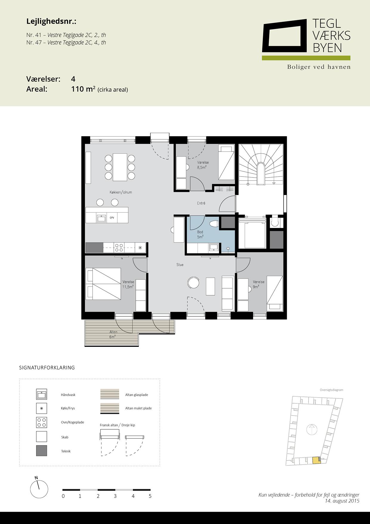 Teglvaerksbyen_41-47_plan