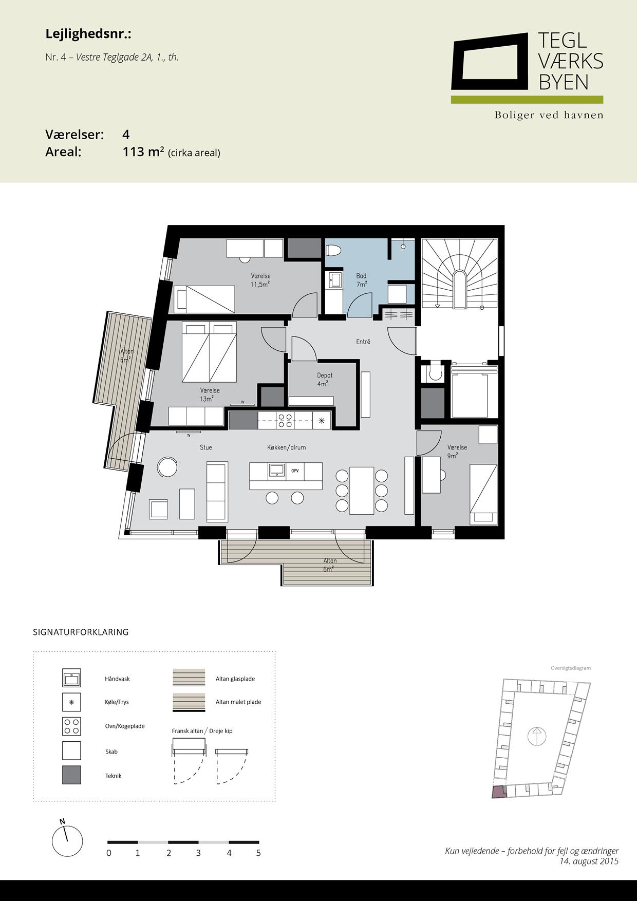 Teglvaerksbyen_4_plan