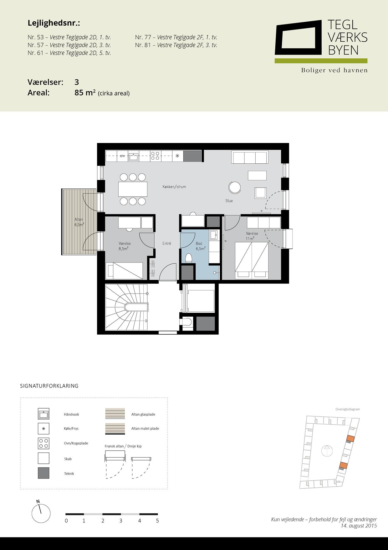 Teglvaerksbyen_53-57-61-77-81_plan
