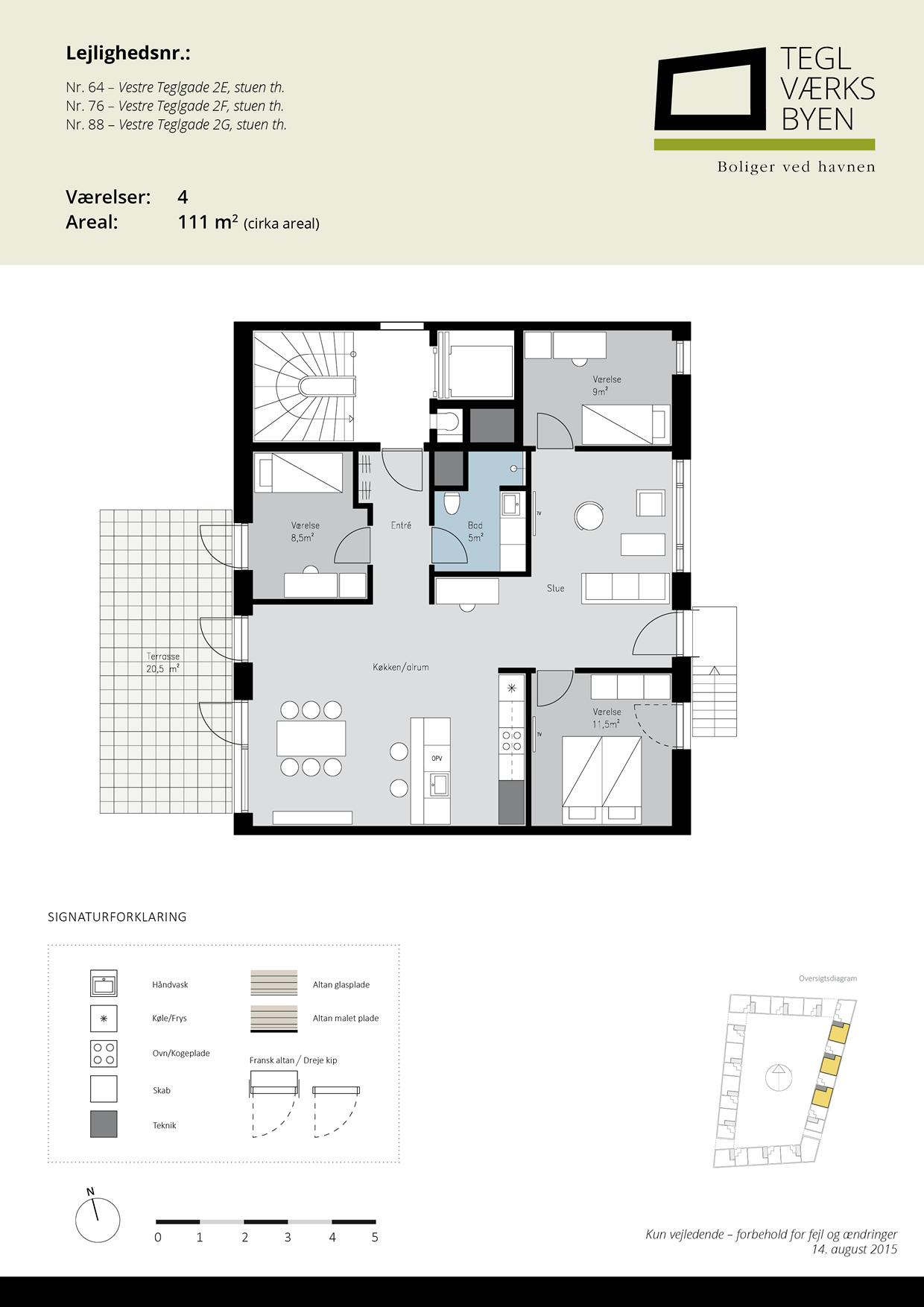 Teglvaerksbyen_64-76-88_plan