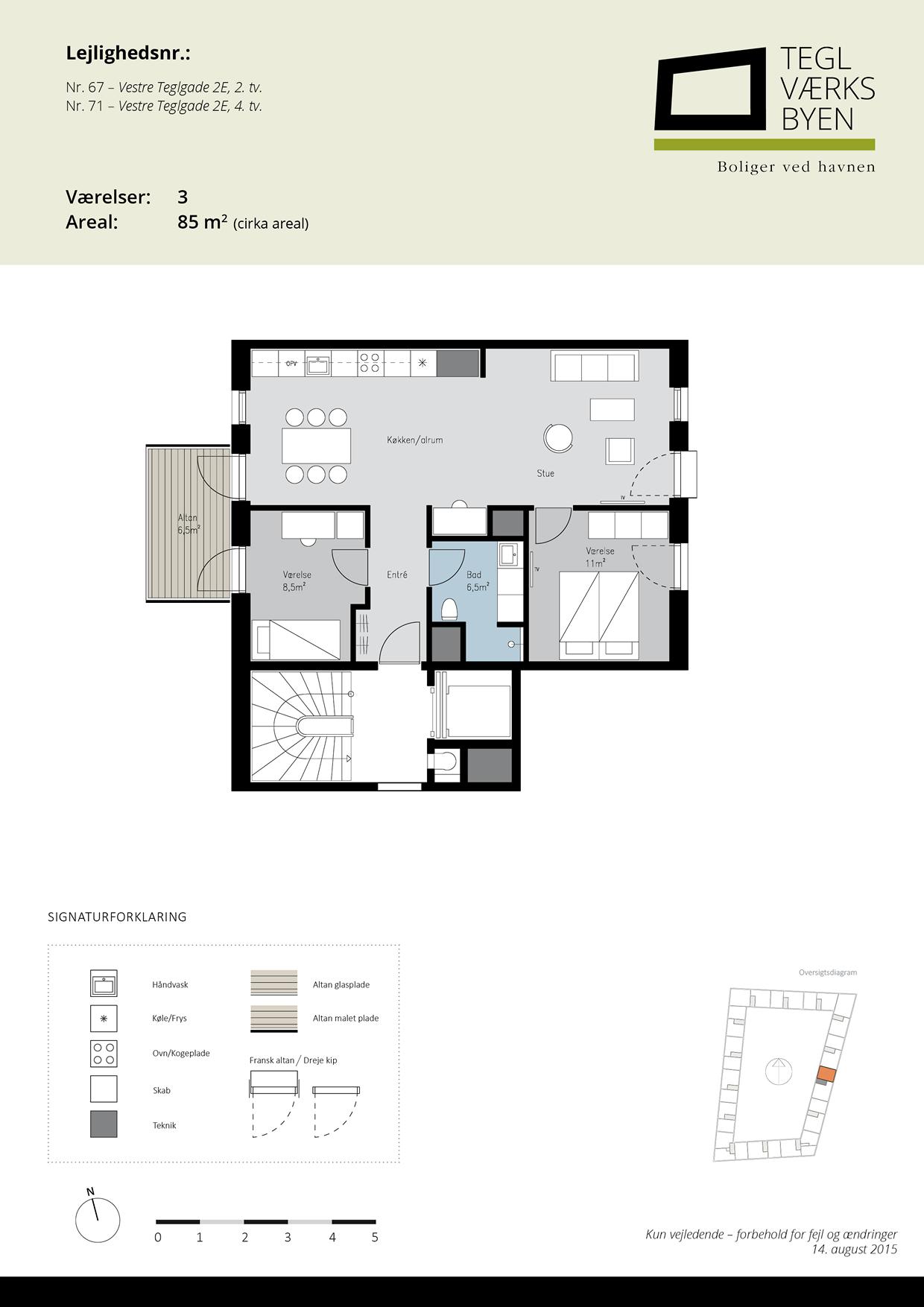 Teglvaerksbyen_67-71_plan