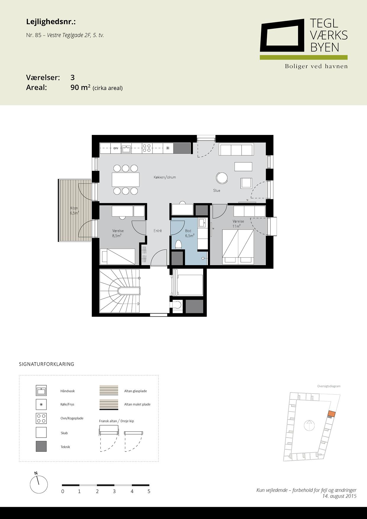 Teglvaerksbyen_85_plan