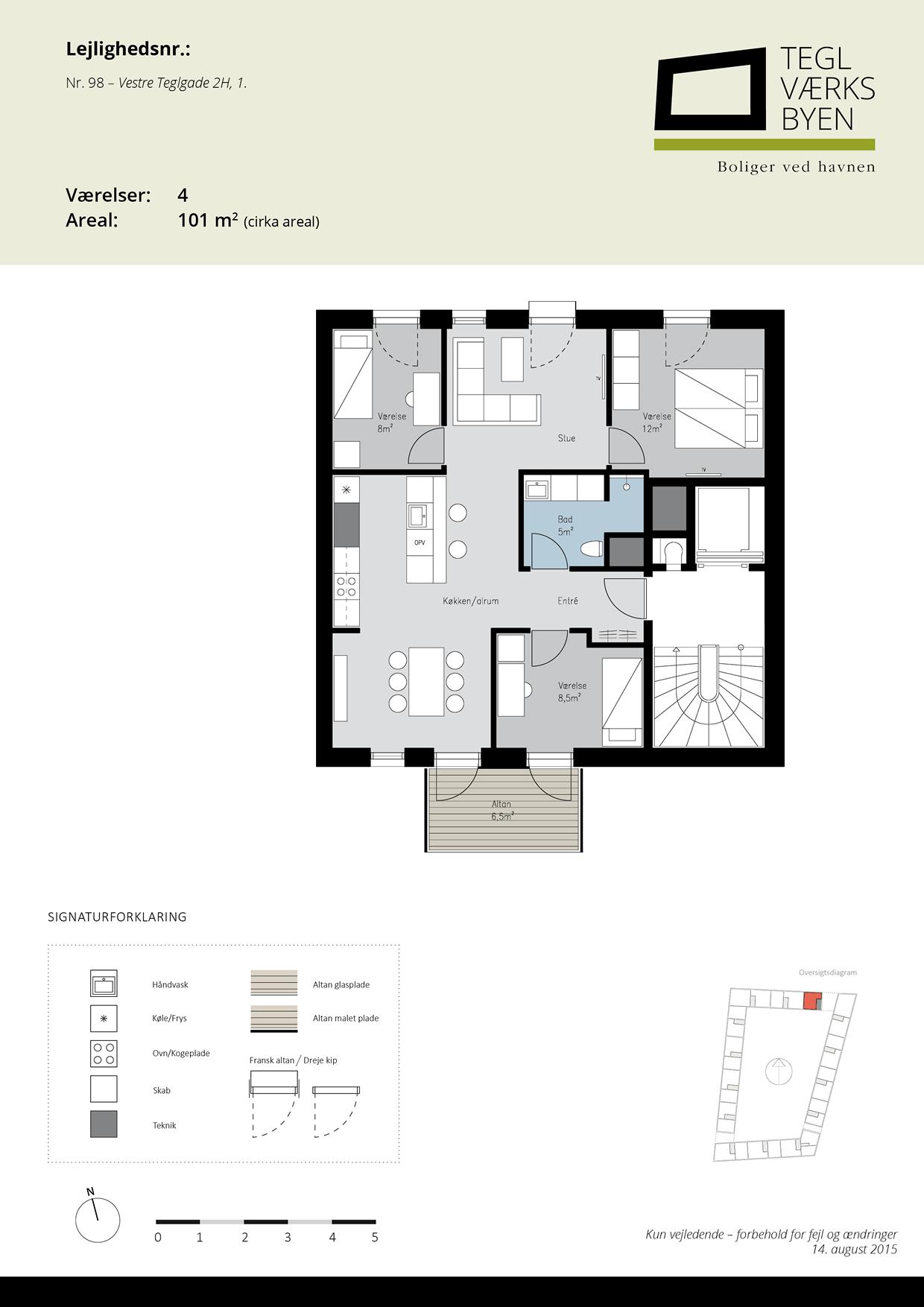 Teglvaerksbyen_98_plan